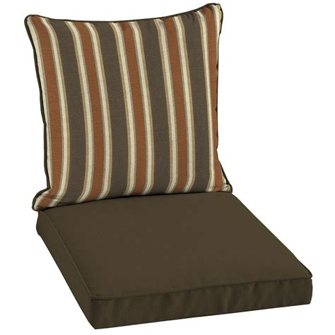 Home Depot Outdoor Cushions Hton Bay by Striped Dining Chair Cushions Home Decorators Collection