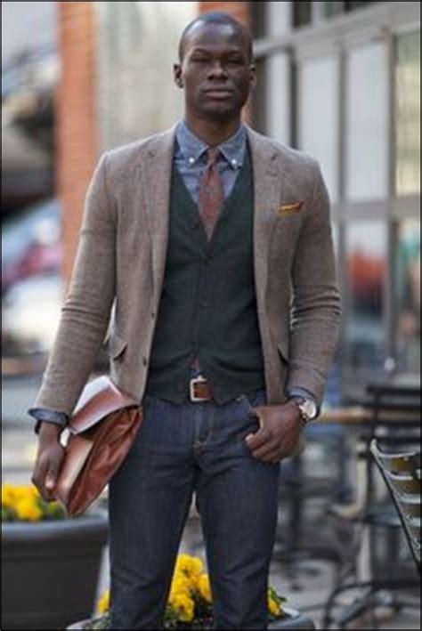 40 Contemporary and Elegant Black Men Fashion Clothing