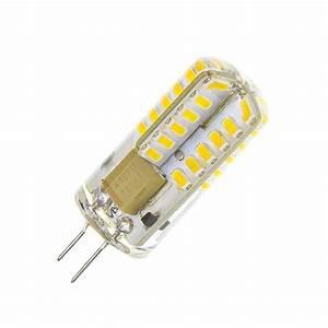 Ampoule G4 Led : ampoule led g4 3w 220v valgam ~ Edinachiropracticcenter.com Idées de Décoration