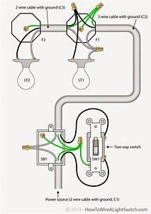 Circuit Electrique Maison  Sch Ma Du Circuit Lectrique D