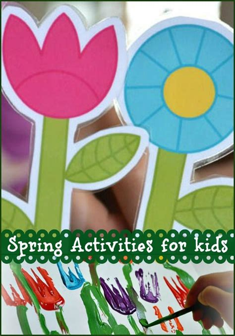 25 unique activities ideas on 972 | fb36a2eb12d75b99366526cabb5b63d5 spring activities activities for kids