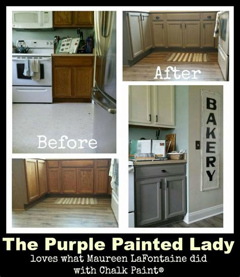 Are your Kitchen Cabinets dated? (Before & After Photos
