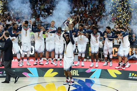 Usa Basketball Mens National Team