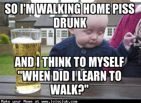Drunk Kid Meme - lol s club 187 laugh out loud s club 187 drunk baby meme