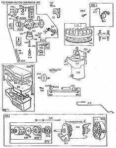 Ft 7601  Briggs And Stratton 15 5 Hp Parts Diagram