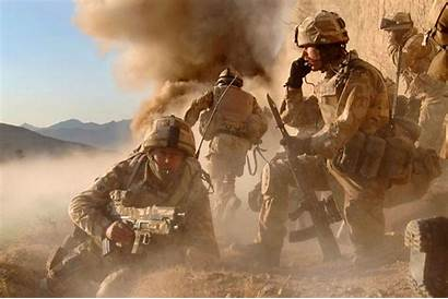Commando Marines Royal Afghanistan Action Military Wallpapers