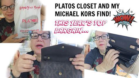 plato s closet atlanta ga michael kors mk crossbody wallet find at plato s closet