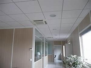 Installer Faux Plafond : installation de faux plafond m2 space paris ile de france ~ Melissatoandfro.com Idées de Décoration