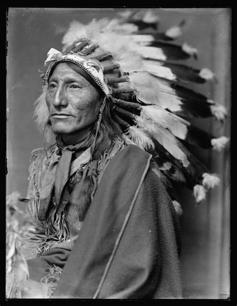 See These Rare, Vivid Portraits Of Native Americans From