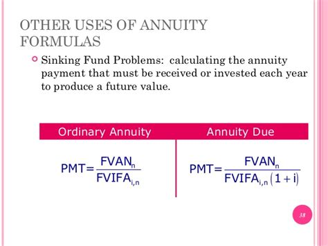 Define Sinking Fund Factor by Time Value Of Money Chapter04 Contemperary Financial