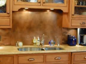copper backsplash tiles for kitchen copper backsplashes custom