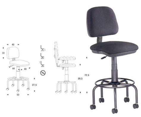 chaise dessinateur table à dessin professionnelle cor 2 mobilier de bureau