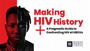 New Hrc Guide For Hiv Prevention  Treatment  And Care For