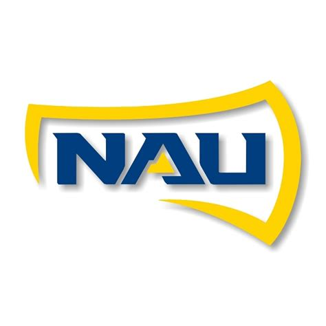 Northern Arizona Lumberjacks Nau (b) Vinyl Diecut Decal