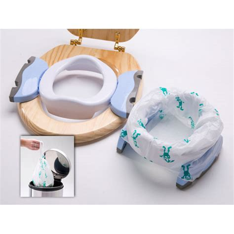 Portable Potty Chairs For Toddlers by 2 In 1 Travel Potty Chair Seat Potette Plus Potty