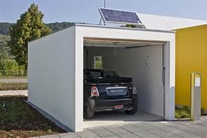 Beton Doppelgarage Preis : einzelgarage als beton fertiggarage ~ Bigdaddyawards.com Haus und Dekorationen
