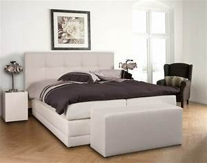 Boxspringbett Weiß Leder : was ist ein boxspringbett und wieso es immer beliebter wird ~ Orissabook.com Haus und Dekorationen