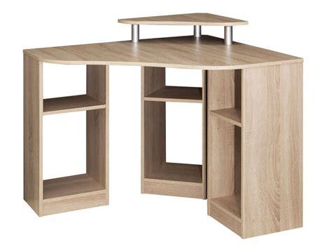 bureau conforama bois revger com grand bureau dangle conforama idée