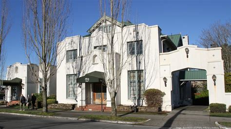 Nearly 100yearold Funeral Home Near Fremont Set To