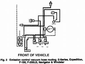 1998 Ford Expedition Vacuum Diagram Pictures To Pin On Pinterest