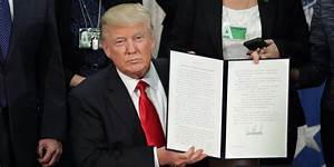 Trump orders weekly report on crimes committed by 'aliens ...