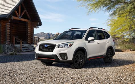 The 2019 Subaru Forester by 2019 Subaru Forester Preview Motor Illustrated