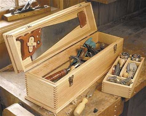 carpenters tool box plans woodworking projects plans