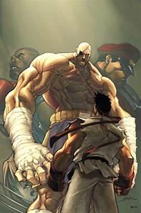 GAMEZONE: Street fighter 4, Street fighter wallpaper