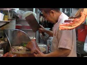 Hong Kong Food. Action in the Kitchen of a Chinese ...
