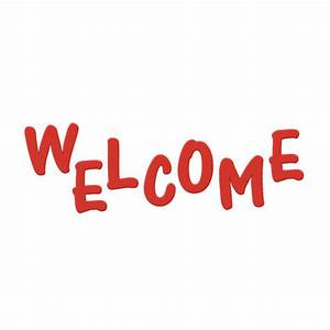 welcome sign two color letters 3d model 3d printable stl With welcome sign letters