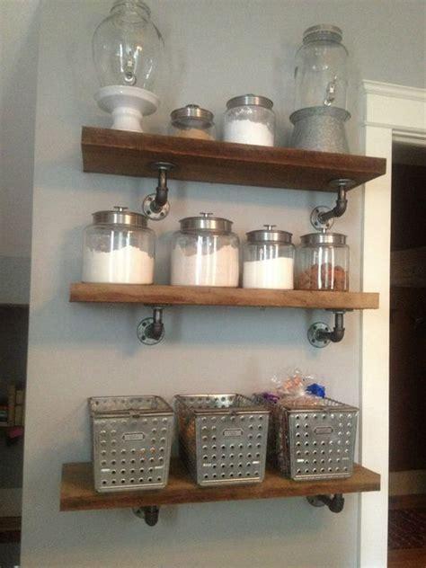 tablette pour cuisine plateau de style industriel la liste est pour 1 étagère
