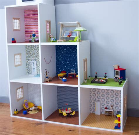 fabriquer une chambre en diy faire une maison de poupée soit même facilement