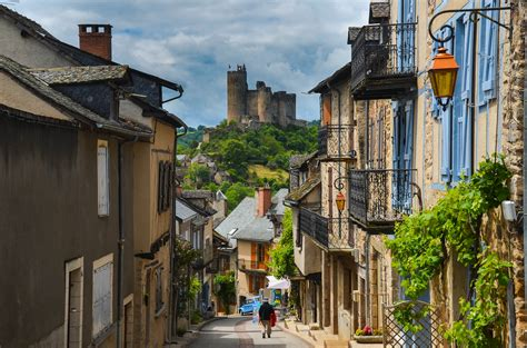 Najac Aveyron France Europe