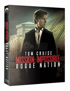 Mission Impossible 5 : fac 25 mission impossible 5 rogue nation edition 2 fullslip lenticular magnet steelbook ~ Medecine-chirurgie-esthetiques.com Avis de Voitures
