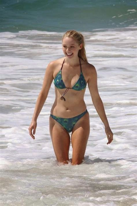 julie greer actress actress greer grammer sexy wearing hot bikini in la apr