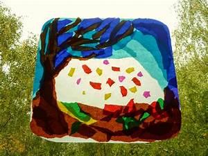Pinterest Herbst Basteln : waldorf fensterbild herbst basteln herbst pinterest waldorf dolls and babys ~ Orissabook.com Haus und Dekorationen
