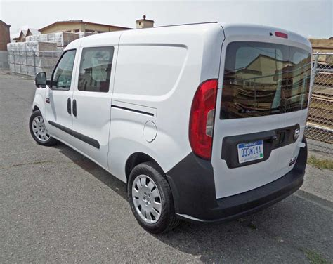 2015 Ram Promaster City Wagon Test Drive Review