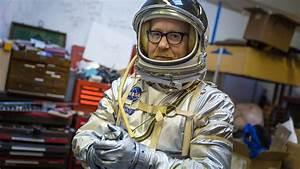 How To Make A Replica Hybrid Mercury IV Pressure Suit - Tested