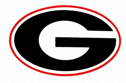 Georgia Football Bulldogs University Uga Logos College