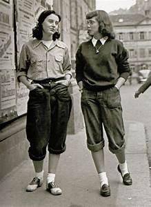 Mode Femme Année 50 : mode annees 40 femme et pantalon mode vintage pinterest mode ann es 40 et mode ann es 40 ~ Farleysfitness.com Idées de Décoration