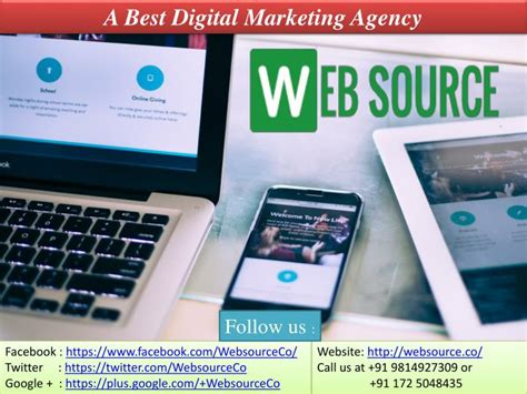 Digital Marketing Agency In India by Ppt Best Digital Marketing Agency In India Powerpoint