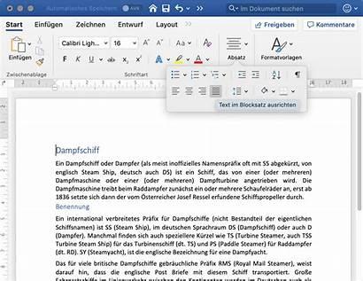 Blocksatz Word Microsoft Warum Ist Tabu Websites