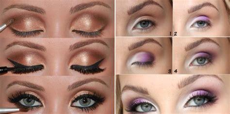 Дневной макияж для карих глаз . техника выполнения визажа