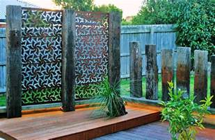 Patio Flooring Ideas Perth by Garden Screens Melbourne Metal Screens Corten Decorative
