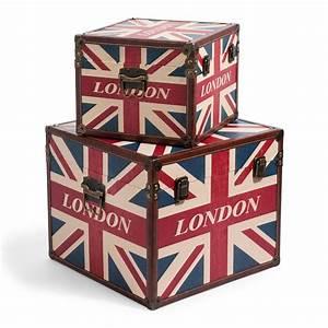 Boite De Rangement Maison Du Monde : boite de rangement london london pinterest boite de rangement g n rateurs et maison du monde ~ Preciouscoupons.com Idées de Décoration