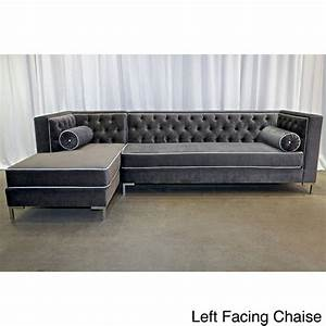 decenni custom furniture 8 foot tobias sectional sofa With 8 ft sectional sofa