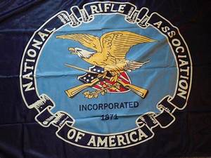 NRA Flag - National Rifle Association USA - Product Details