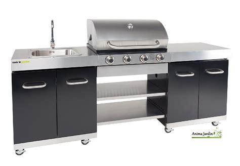 cuisine barbecue gaz cuisine d 39 extérieur summer gaz évier plancha brûleurs