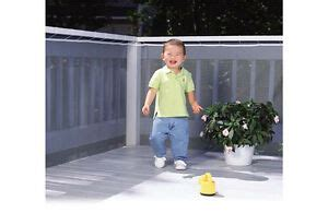Banister Safety Guard by Safety 1st Railnet Balcony Deck Railing Guard Child Safety