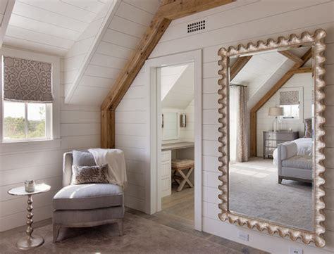 Bedroom Length Mirror Ideas by Nantucket Shingle Cottage With Modern Coastal Interiors